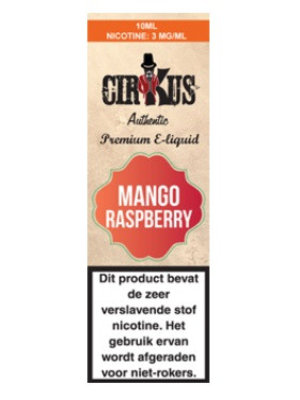 CirKus The Authentics - Mango Raspberry