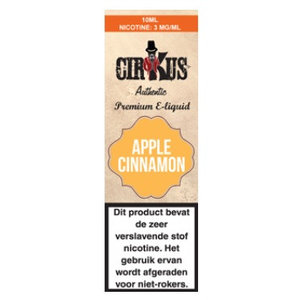 CirKus The Authentics - Apple Cinnamon