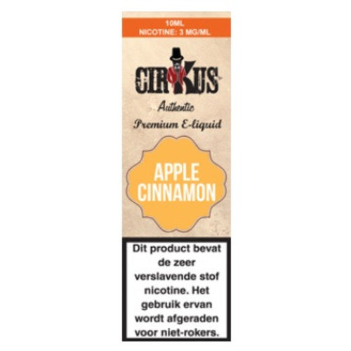 CirKus The Authentics - Apple Cinnamon