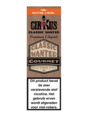 CirKus Classic Wanted - Gourmet