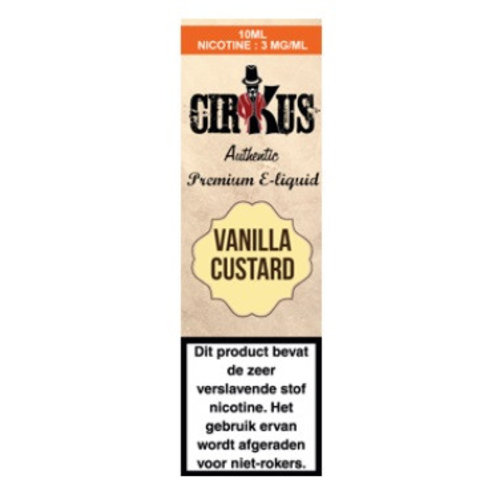 CirKus The Authentics - Vanilla Custard