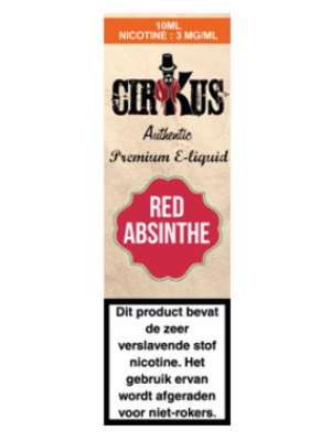 CirKus The Authentics - Red Absinthe