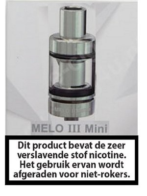 Melo III Mini clearomizer