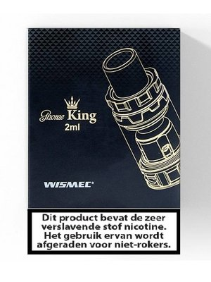 Gnome King clearomizer (2ml)