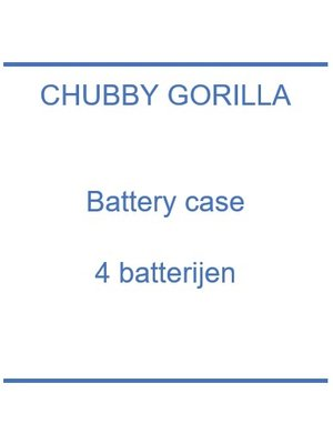 Battery case 4pcs