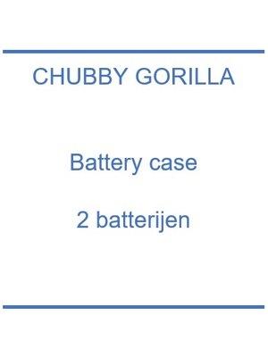 Battery case 2pcs