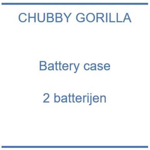 Chubby Gorilla Battery case 2pcs