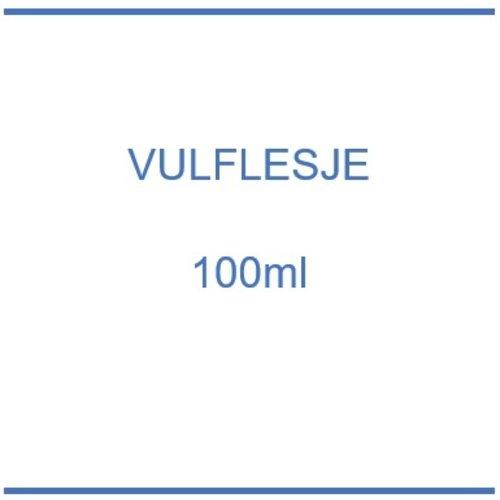 Vulflesje 100ml