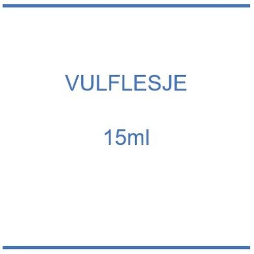 Vulflesje 15ml