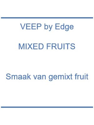 Veep by Edge Mixed Fruits