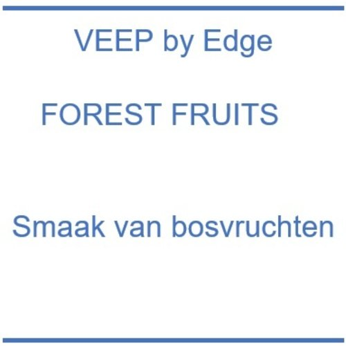 Veep by Edge Forest Fruit