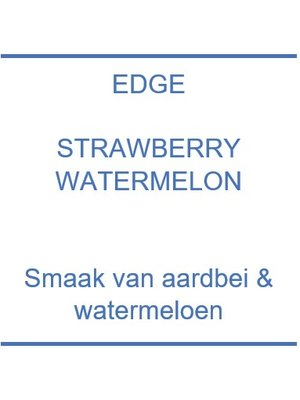 Edge Strawberry - Watermelon