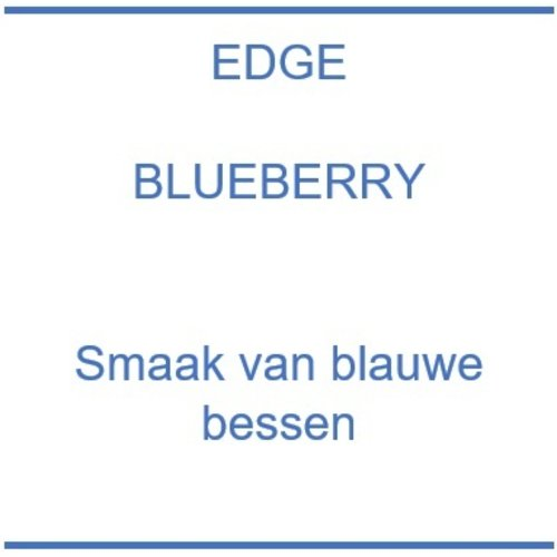 Edge Blueberry
