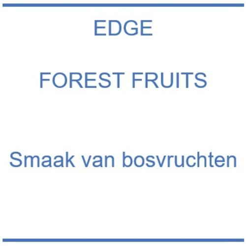 Edge Forest Fruits