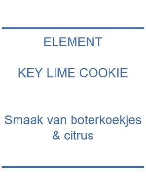 Element Key Lime Cookie