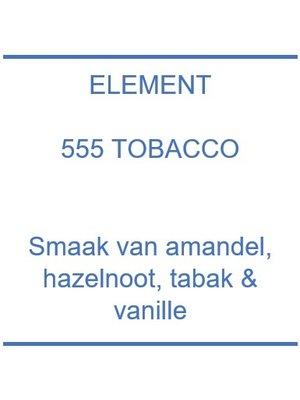 Element 555 Tobacco