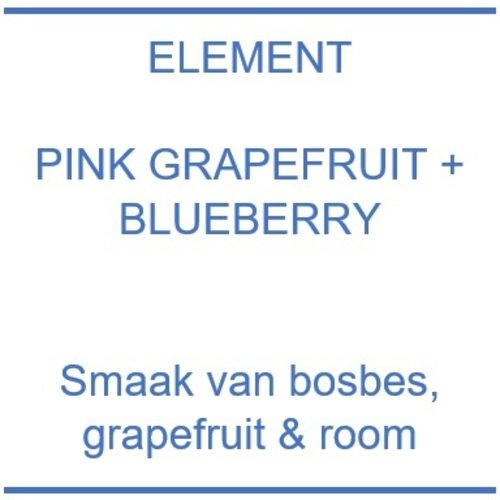 Element Pink Grapefruit Blueberry