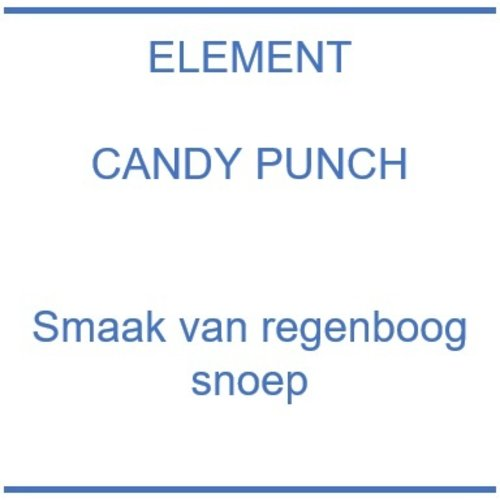 Element Candy Punch