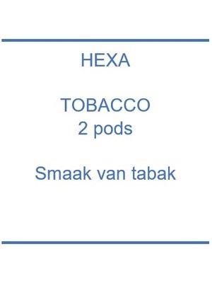 Hexa Pod - Tobacco