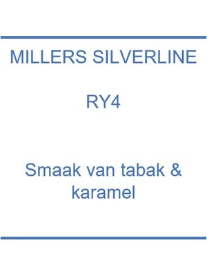 Millers Silverline RY4