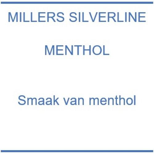 Millers Silverline Menthol