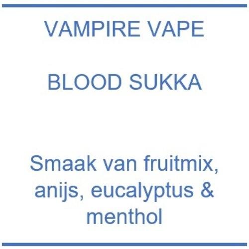 Vampire Vape Vampire Vape Blood Sukka