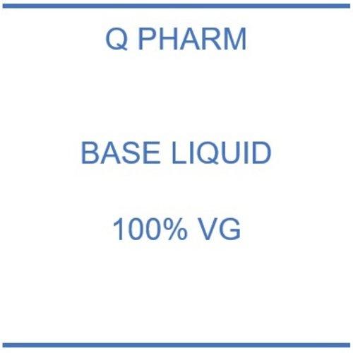 Q Pharm Base 100% VG