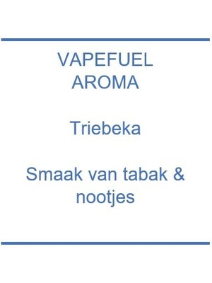 Vapefuel Aroma - Triebeka