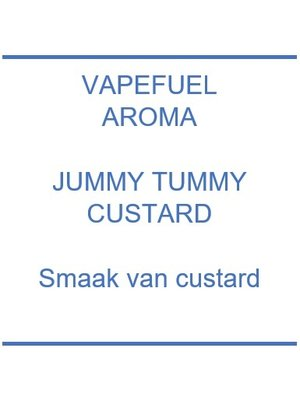 Vapefuel Aroma - Jummy Tummy Custard