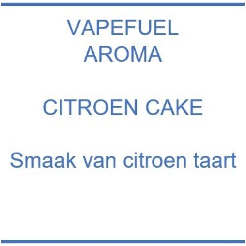 Vapefuel Aroma - Citroencake
