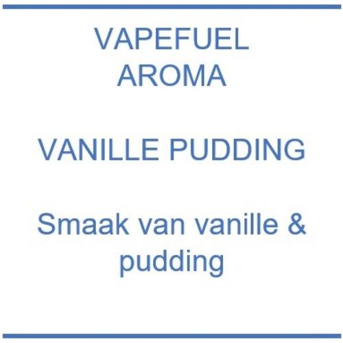 Vapefuel Aroma - Vanille pudding