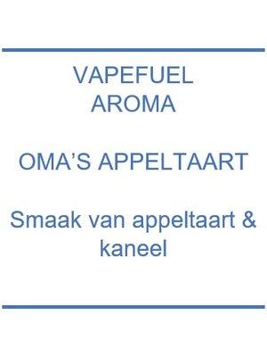 Vapefuel Aroma - Oma's Appeltaart