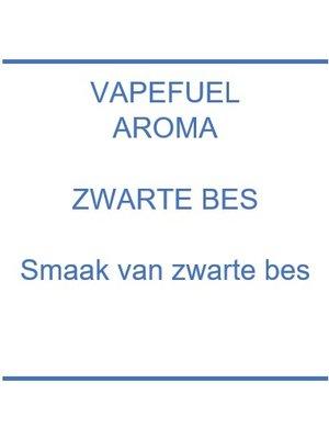 Vapefuel Aroma - Zwarte Bes