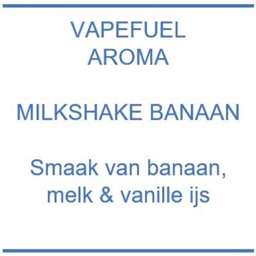 Vapefuel Aroma - Milkshake Banaan
