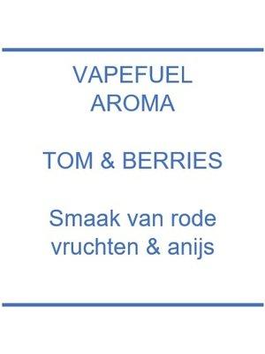 Vapefuel Aroma - Tom & Berries