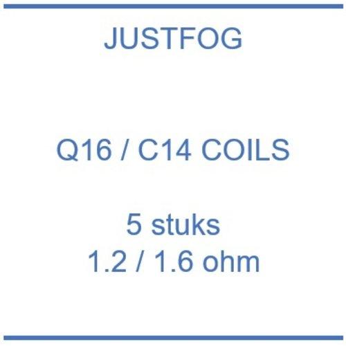 Q16 coils per 5