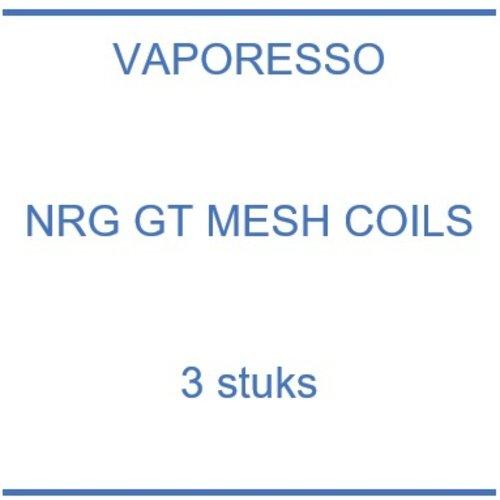 Vaporesso NRG GT Mesh coils per 3