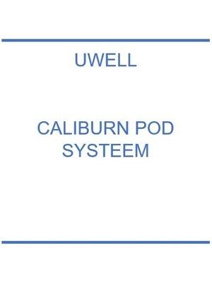 Uwell Caliburn POD systeem