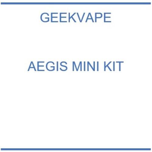 Geekvape Aegis Mini kit met Cerberus tank
