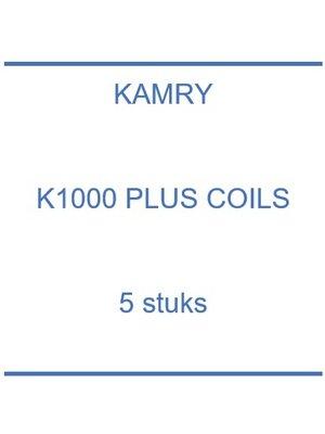 K1000 Plus coils
