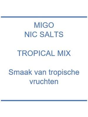 Nic Salts Tropical Mix