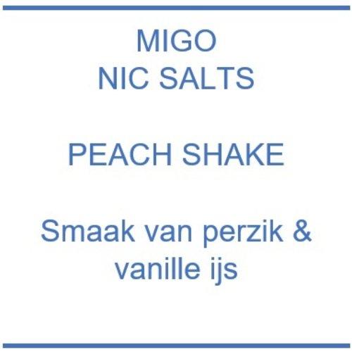 Nic Salts Peach Shake