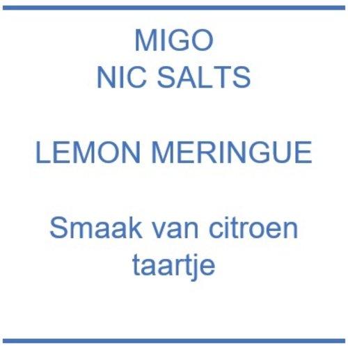 Nic Salts Lemon Meringue