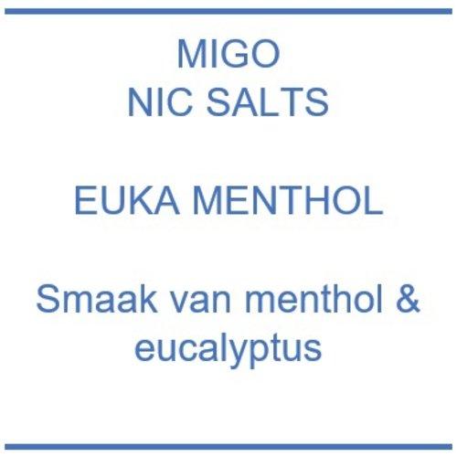 Nic Salts Euka Menthol