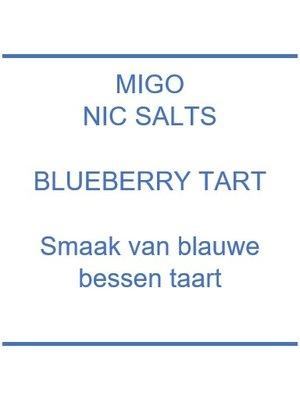 Nic Salts Blueberry Tart