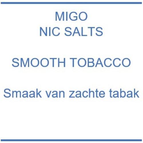Nic Salts Smooth Tobacco
