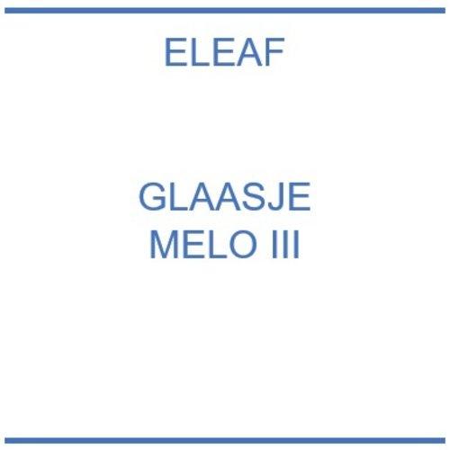 Melo III Pyrex glaasje