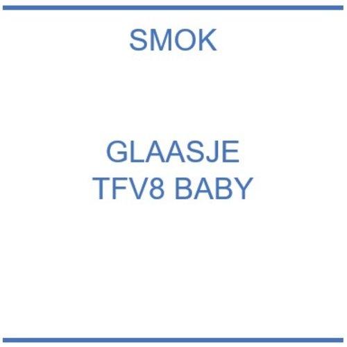 TFV8 Baby Pyrex glaasje