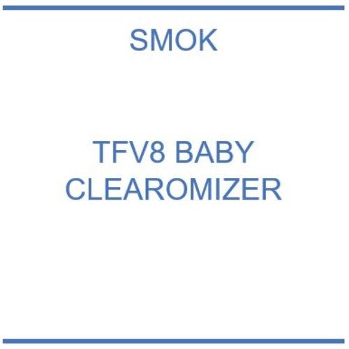 Smok TFV8 Baby clearomizer