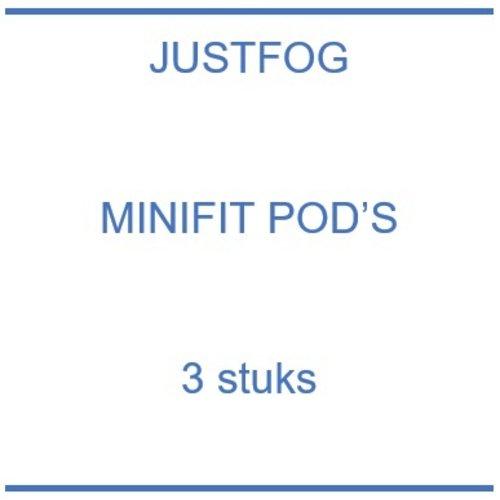 Justfog Minifit Pods